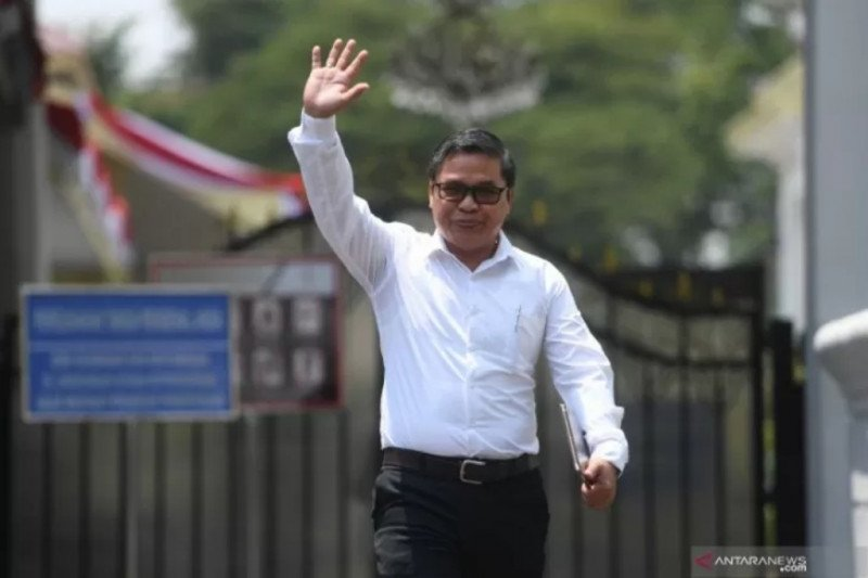 Alue Dohong jadi Wamen KLHK diharapkan bisa bantu Kalteng