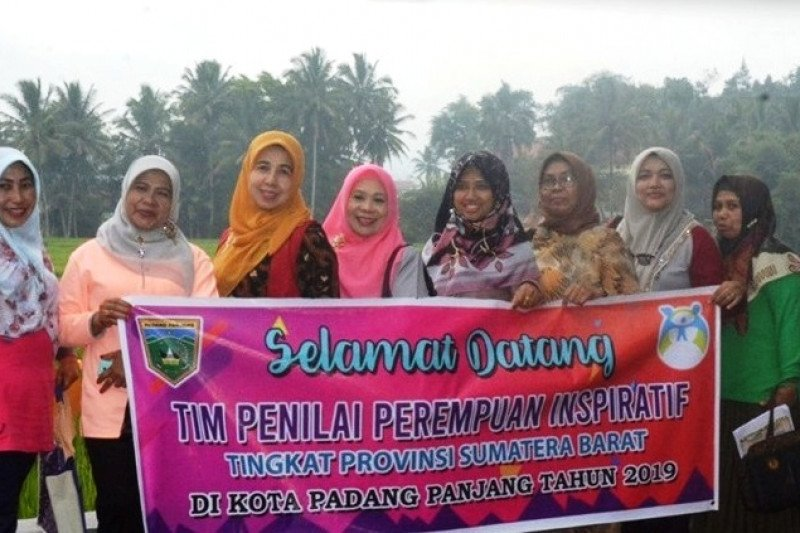Pelopor Desa Wisata Kubu Gadang masuk penilaian Perempuan Inspiratif Sumbar