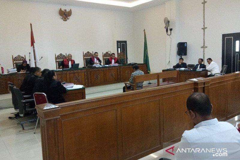 Jaksa hadirkan empat saksi pada sidang lanjutan perusakan mangrove di Mandeh
