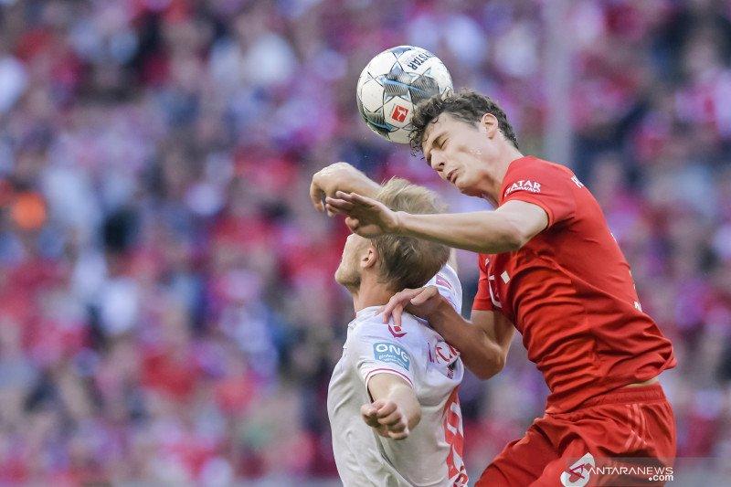 Liga jerman -- Bayern puncaki klasemen setelah kalahkan Union Berlin
