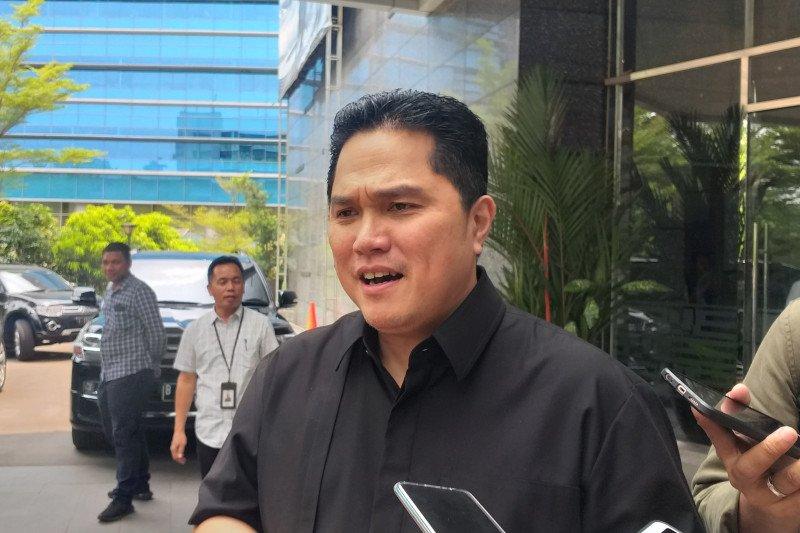 Menteri BUMN akan bertemu OJK dan Bank Indonesia bahas pimpinan baru bank BUMN