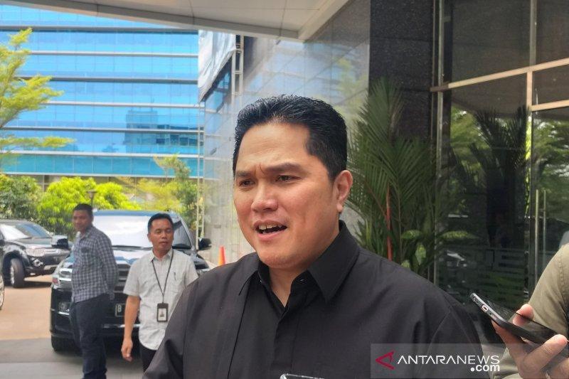 Erick Thohir sudah kantongi nama Dirut baru Bank Mandiri