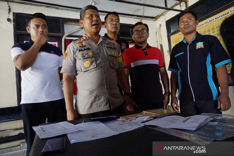 Bendahara pokmas gelapkan dana rehabilitasi gempa Rp500 juta