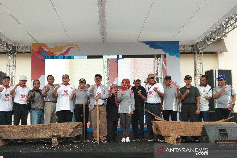 Kontingen dari 24 provinsi ikuti Pekan Olahraga Tradisional Nasional