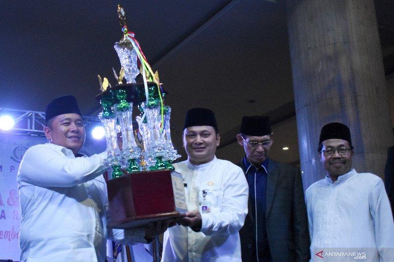 Kecamatan Koja Juara pertama MTQ se-Jakarta Utara