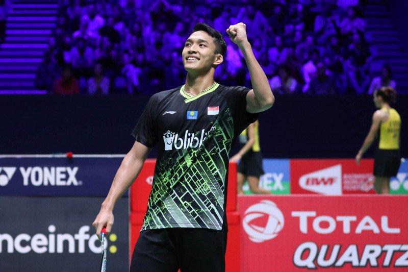 Jojo gagal taklukkan Chen Long di final French Open