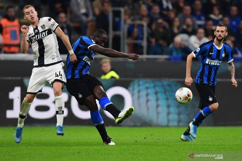 Inter gagal manfaatkan peluang puncaki klasemen setelah ditahan Parma