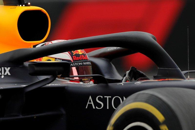 Max Verstappen tempati pole position di GP Mexico