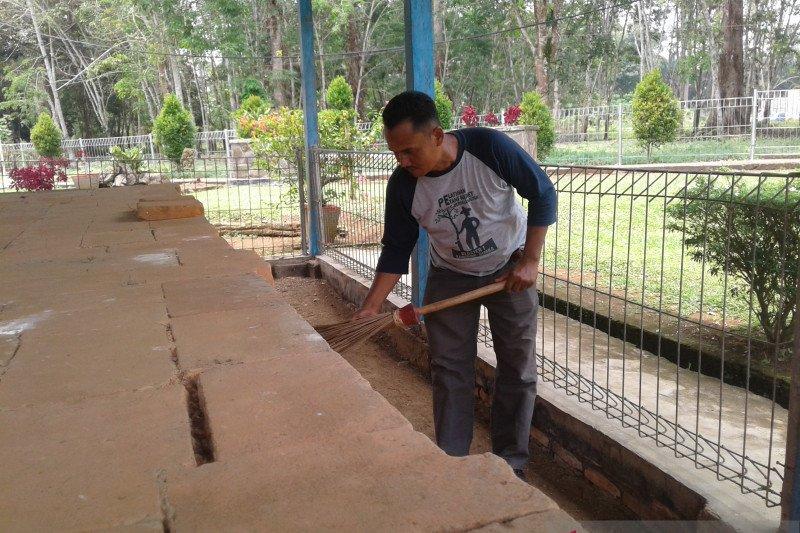 Komplek Candi Padang Roco mulai ramai dikunjungi