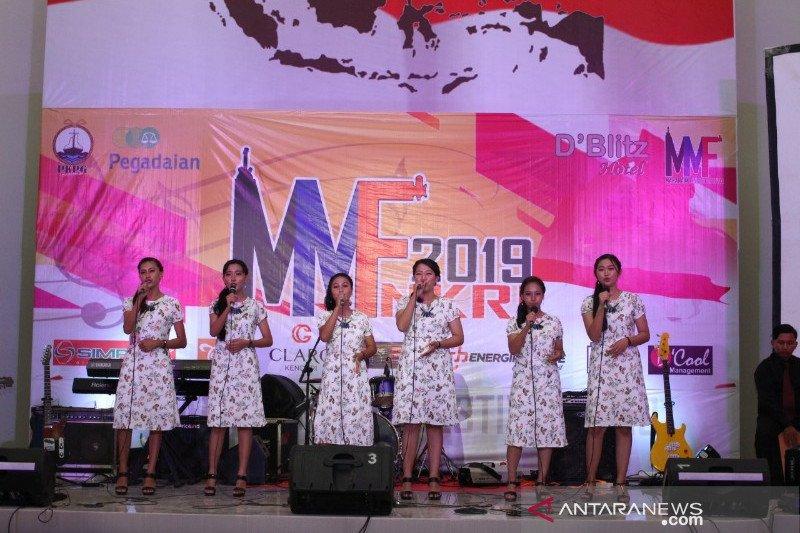 Peringati hari sumpah pemuda, MMF Kendari gelar festival musik