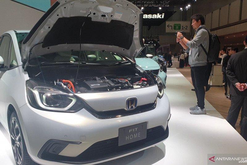 """Rancangan Honda """"FIT"""" terbaru terinspirasi """"Shiba Inu"""""""
