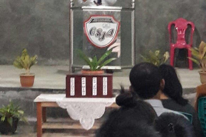 GSJA Wilayah Minut gelar ibadah persaudaraan di Palaes