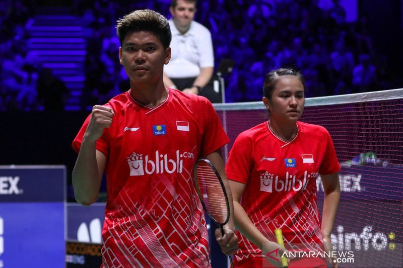Kalahkan Hoki/Nagahara, Praveen/Jordan ke babak dua Fuzhou China Open 2019