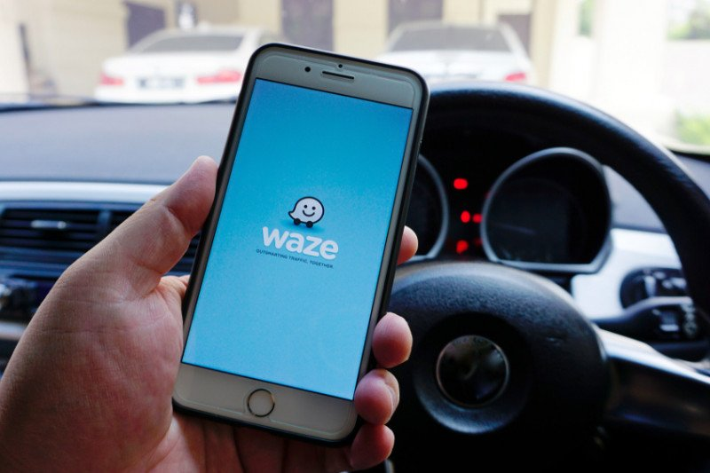 Trend lalu lintas turun saat libur Lebaran versi Waze