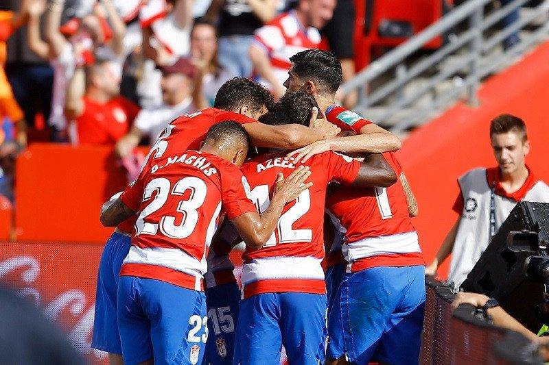 Sejarah baru, Granada rebut puncak La Liga