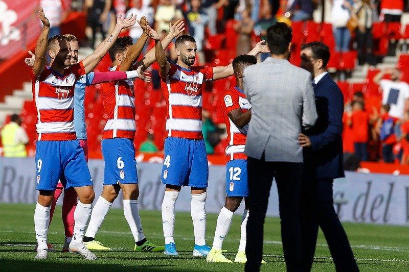 Klasemen Liga Spanyol: Granada kembali rasakan puncak