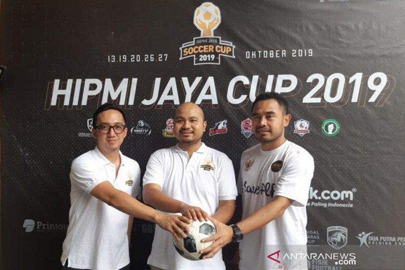 Mantan pemain sepak bola akan disejahterakan HIPMI Jaya