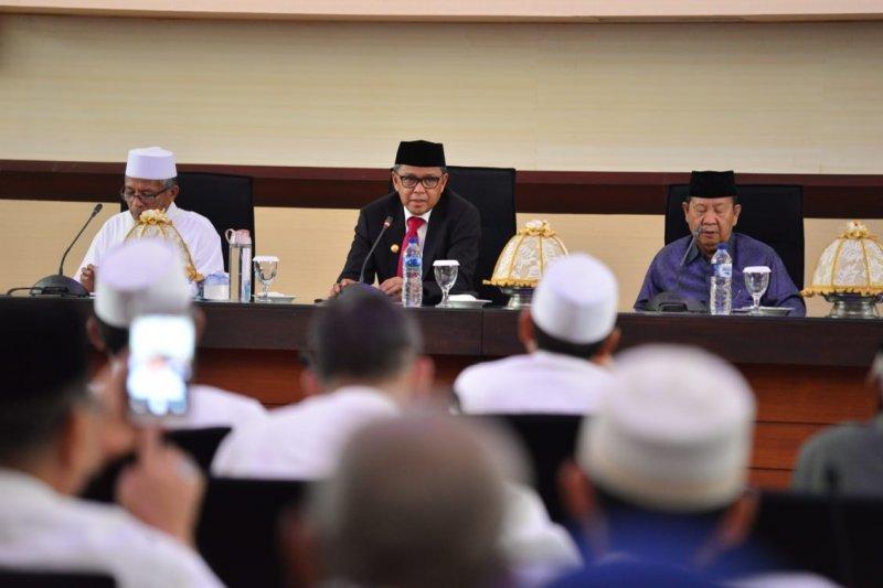 Gubernur Apresiasi Peran IPHI Sulsel Optimalkan Pelayanan Ibadah Haji
