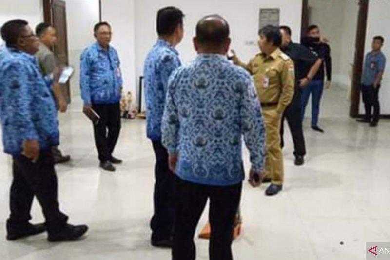 Rudis Bupati Minahasa Tenggara jadi Mapolres sementara