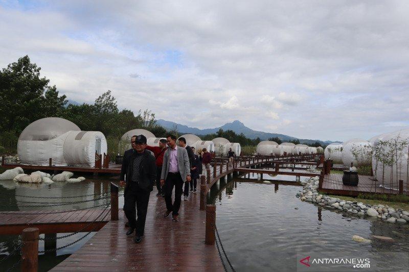 Mataram pelajari cara Pengzhou menyulap bencana menjadi berkah