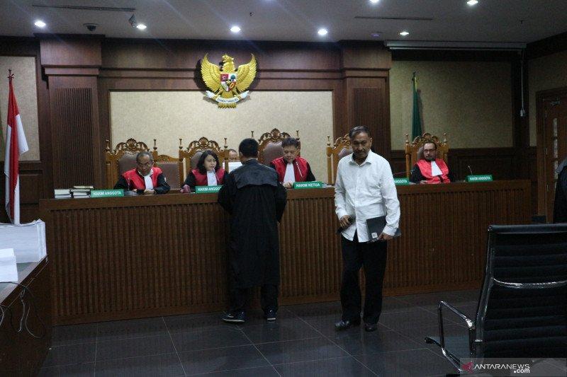 Kasus KTP-e, Markus Nari dituntut 9 tahun penjara