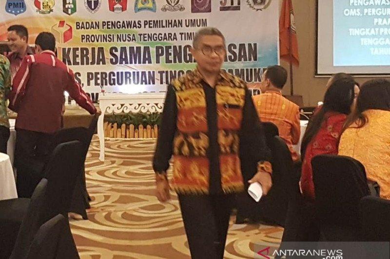 Bawaslu NTT terbaik kedua di Indonesia