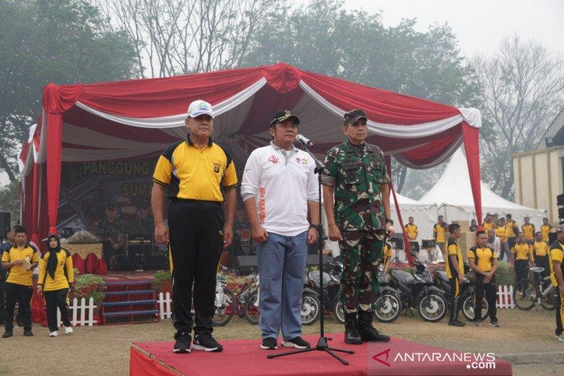 Gubernur Sumsel berikan  penghargaan pada sepuluh pemuda berprestasi
