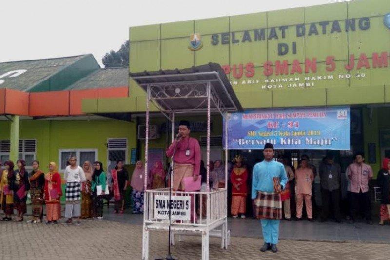 Kantor Bahasa Jambi ajak milenial terdepan kawal Bahasa Indonesia