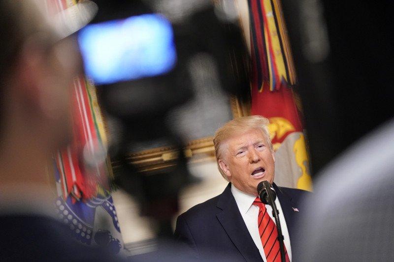Trump: AS mungkin siarkan video operasi  militer Baghdadi