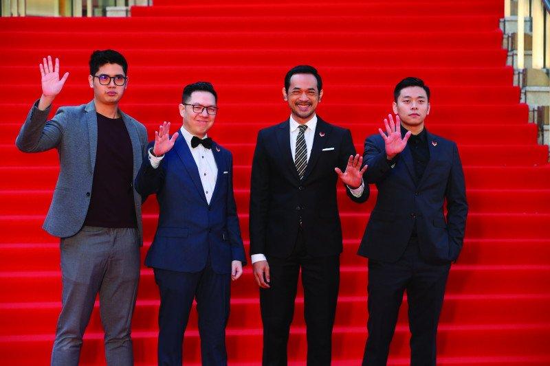 Oka Antara kenalkan film Indonesia di Asia