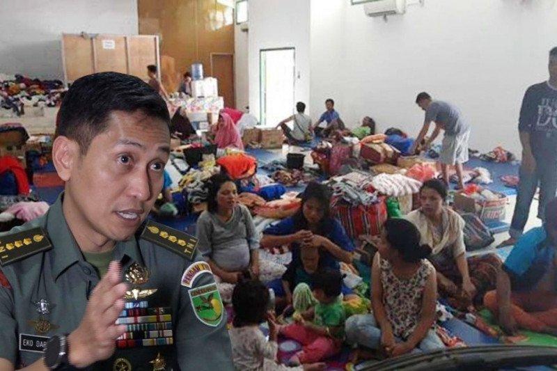 Papua Terkini - 385 pengungsi wamena ingin kembali ke Wamena