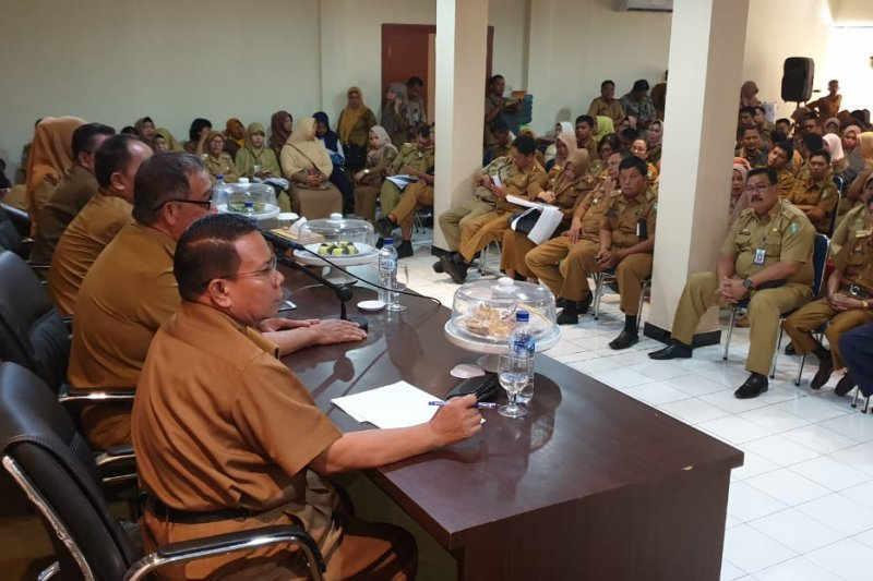 Wakil Wali Kota Parepare sayangkan 582 ASN tidak hadiri HKN