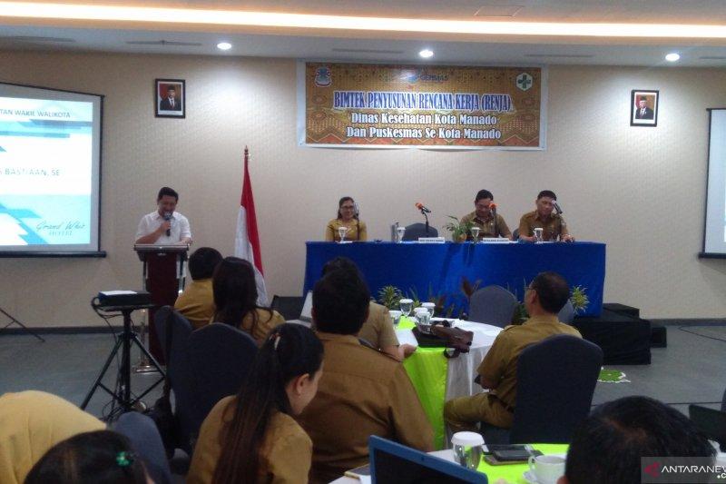Wawali Manado ingatkan  akurasi data pendukung renja kesehatan