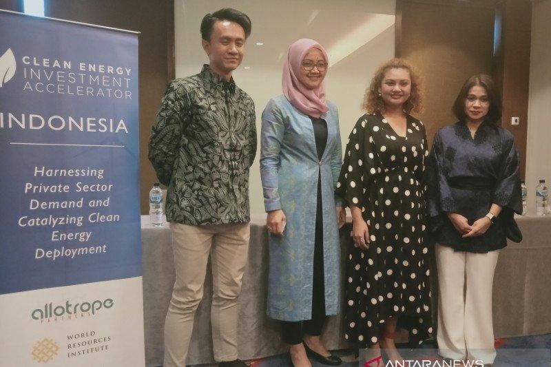 Indonesia butuh domestic certificated supplier untuk energi terbarukan