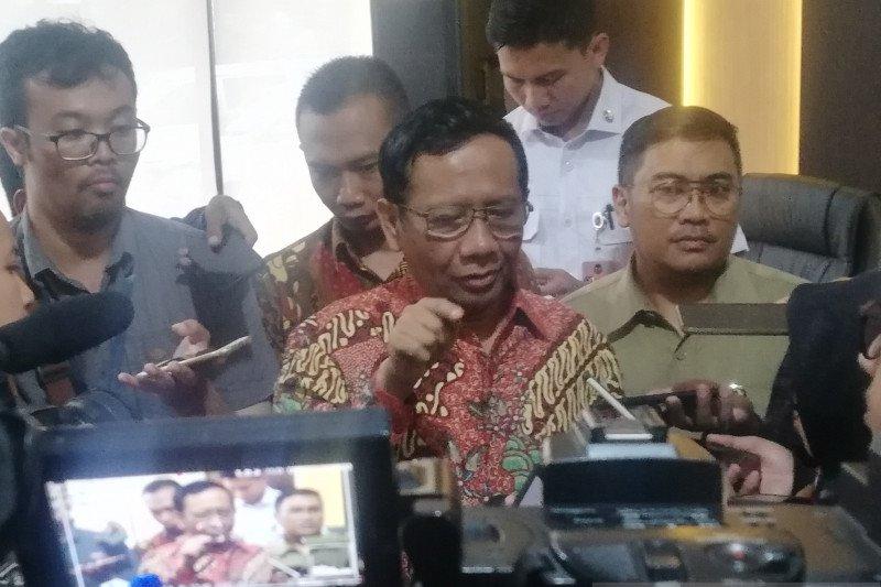 Mahfud lakukan pendekatan kultural dan kemanusiaan tTangani Papua