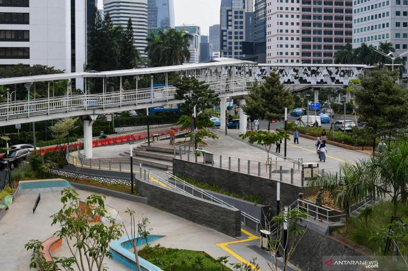 DKI usulkan revisi RPJMD 2017-2022 karena kontraksi ekonomi daerah