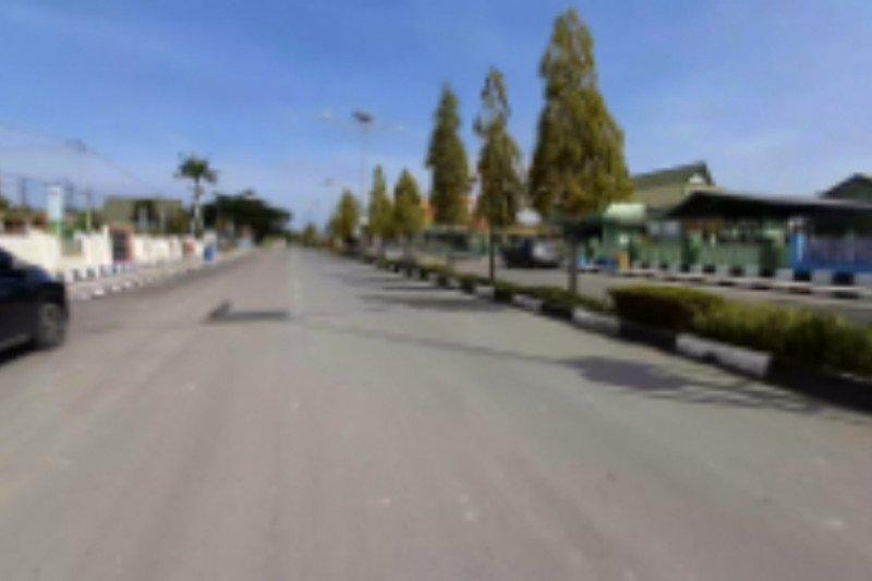 Pelebaran Jalam Provinsi