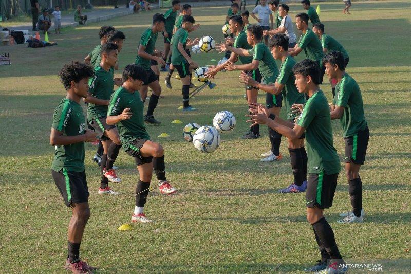 Inilah daftar 23 pemain timnas untuk Kualifikasi Piala Asia U-19