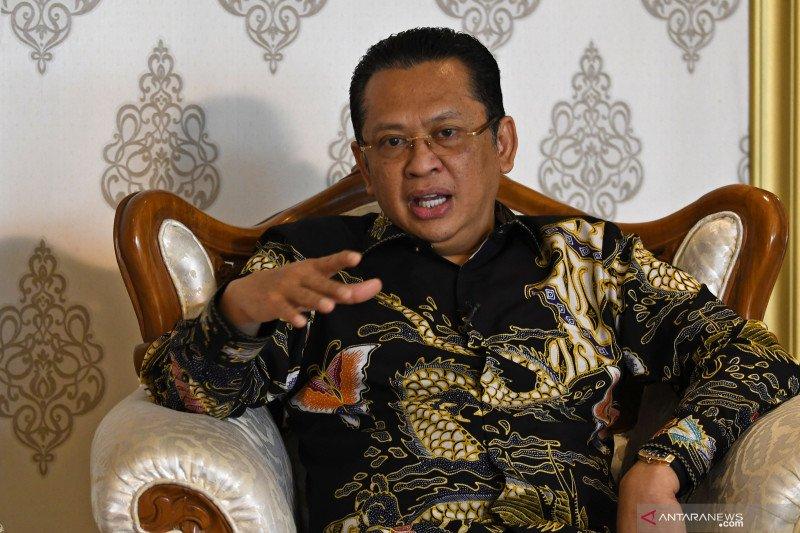 Ketua MPR nilai Haluan negara perkuat eksistensi NKRI