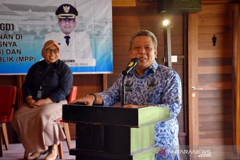 Kubu Raya gelar kampanye Three Ends untuk lindungi perempuan dan anak