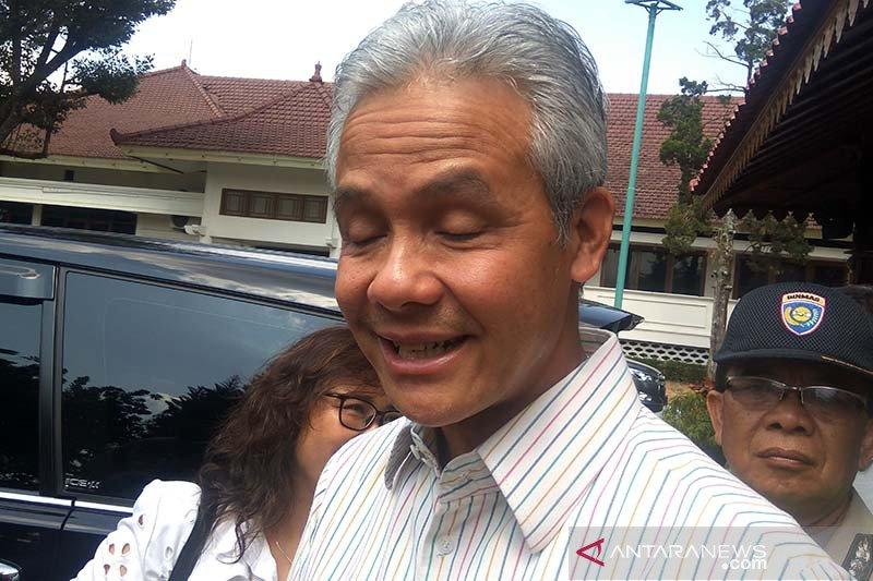 Ganjar: Semua orang boleh mencalonkan diri sebagai Wali Kota Surakarta