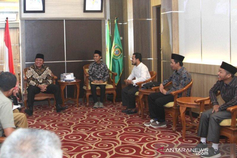 Gubernur Sumsel  akan perkenalkan budaya daerah di Mesir