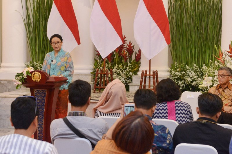 Menlu: Indonesia ingin tingkatkan kontribusi, kepemimpinan  di dunia