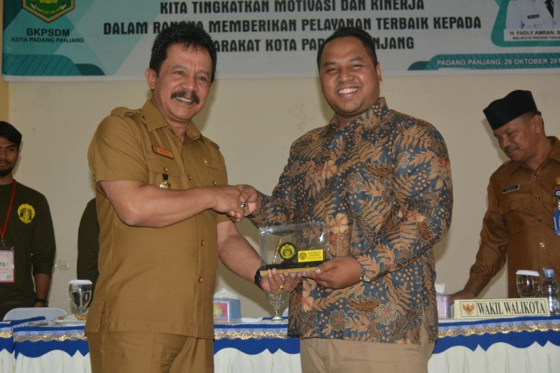 Padang Panjang beri pelatihan untuk tingkatkan kinerja ASN