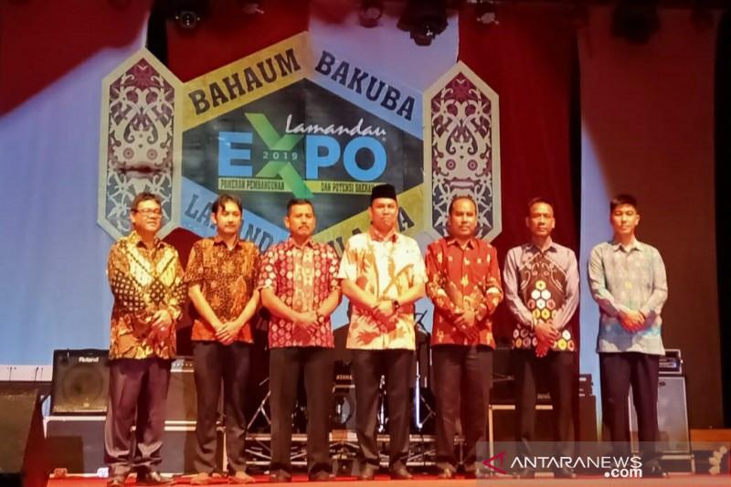 Jadikan Lamandau expo sebagai sarana penyampai informasi pembangunan