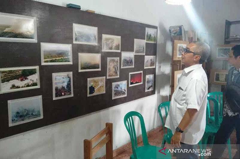 Kabut asap tahun 2019 di Palangka Raya diduga ulah sejumlah developer
