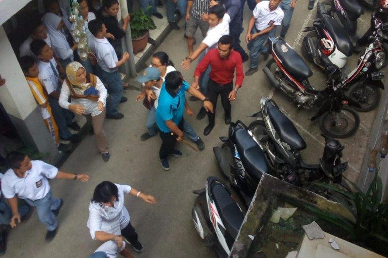 SMAN 8 Medan enggan komentari tawuran pelajarnya