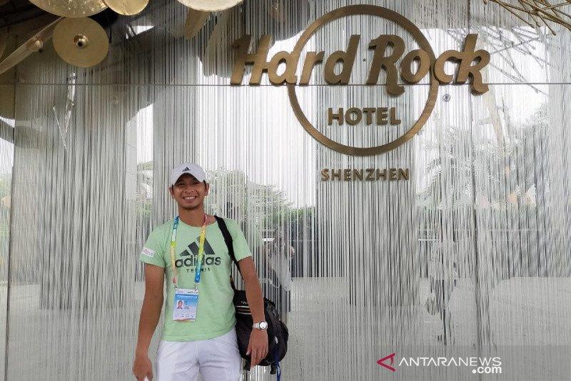 Christo tersingkir pada pertandingan pertama Shenzen Longhua Open