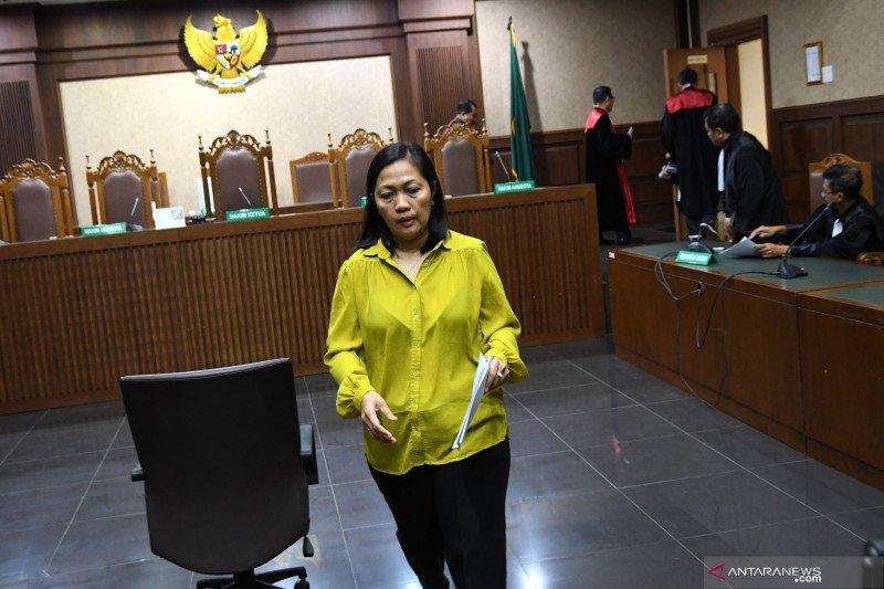 Perantara suap Bowo Sidik, Indung Andriani, divonis 2 tahun penjara