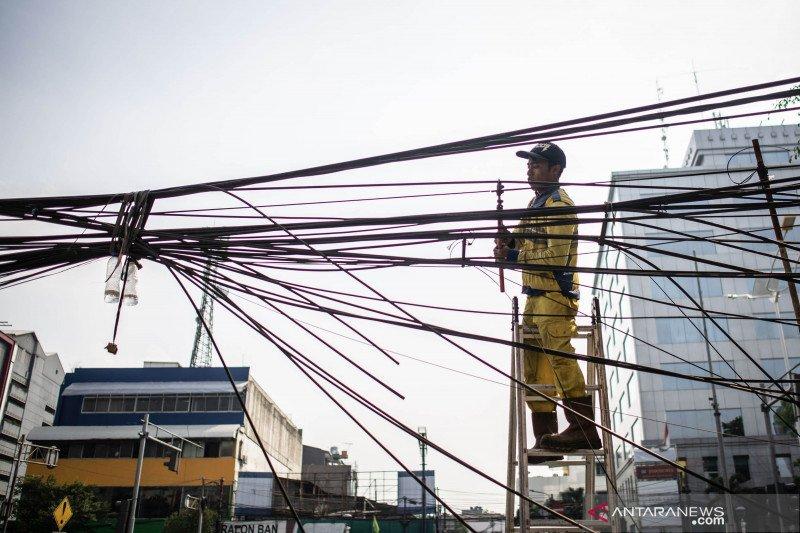 Apjatel: Aturan jaringan utilitas berpotensi tambah beban industri